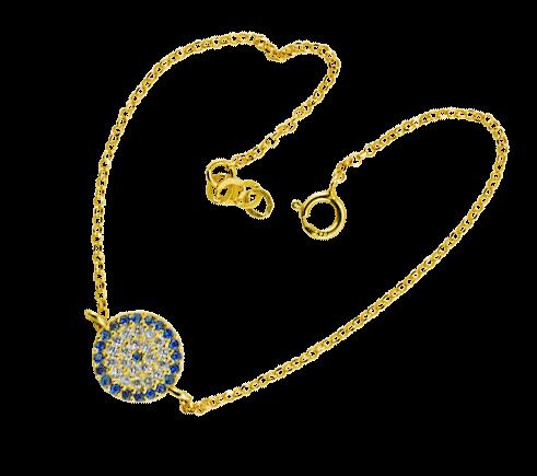 Catherine Wheel Bracelet
