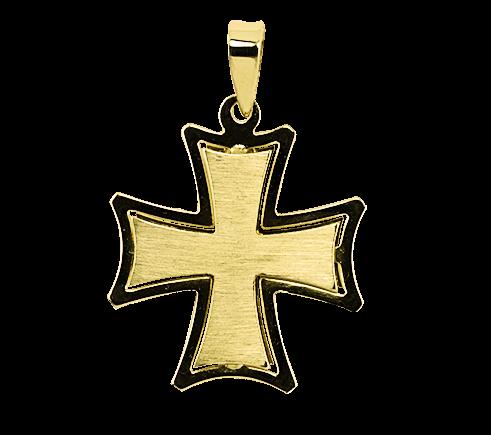 Greek Cross Pendant