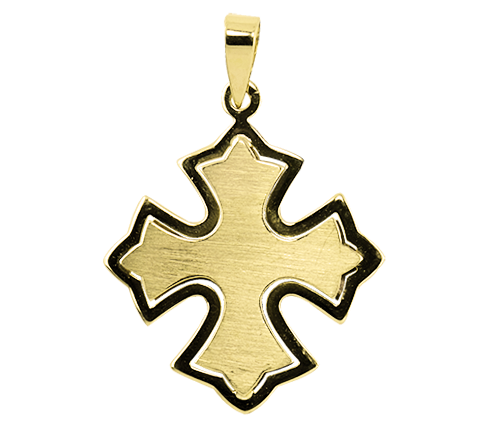 Botanee Cross Pendant